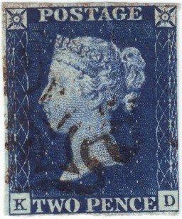 2d Blue Plate 2