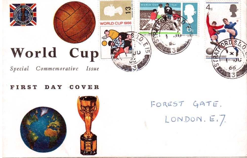 World Cup England 1966