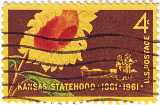 100th Anniversary Kansas Statehood