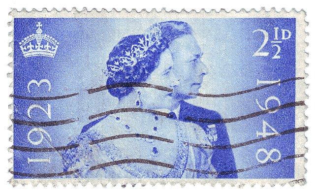 Royal Silver Wedding 1948