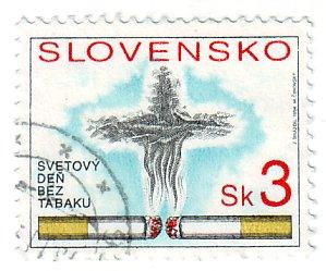 Slovak Postage Stamp